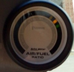 Air Fuel Ratio Gauge